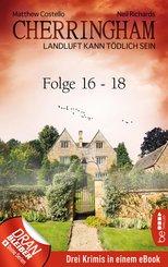 Cherringham Sammelband VI - Folge 16-18 (eBook, ePUB)