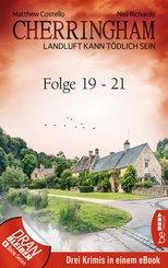 Cherringham Sammelband VII - Folge 19-21 (eBook, ePUB)