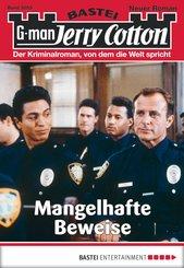 Jerry Cotton - Folge 3055 (eBook, ePUB)