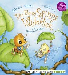 Die kleine Spinne Widerlich - Das Geschwisterchen (eBook, PDF)