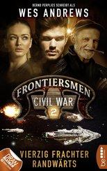 Frontiersmen: Civil War 2 (eBook, ePUB)