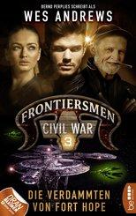 Frontiersmen: Civil War 3 (eBook, ePUB)