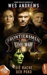 Frontiersmen: Civil War 5 (eBook, ePUB)