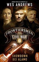 Frontiersmen: Civil War 6 (eBook, ePUB)
