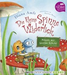 Die kleine Spinne Widerlich - Komm, wir spielen Schule! (eBook, PDF)