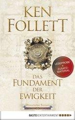 Leseprobe: Das Fundament der Ewigkeit (eBook, ePUB)