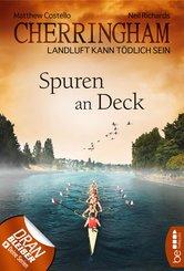 Cherringham - Spuren an Deck (eBook, ePUB)