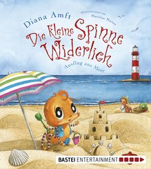 Die kleine Spinne Widerlich - Ausflug ans Meer (eBook, PDF)