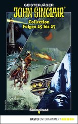 John Sinclair Collection 9 - Horror-Serie (eBook, ePUB)