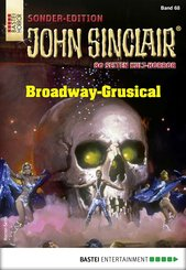 John Sinclair Sonder-Edition 68 - Horror-Serie (eBook, ePUB)
