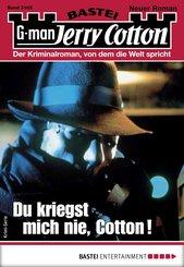 Jerry Cotton 3165 - Krimi-Serie (eBook, ePUB)