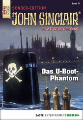 John Sinclair Sonder-Edition 71 - Horror-Serie (eBook, ePUB)