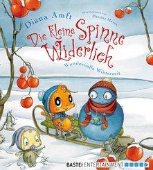 Die kleine Spinne Widerlich - Wundervolle Winterzeit (eBook, ePUB)