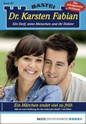 Dr. Karsten Fabian 207 - Arztroman (eBook, ePUB)
