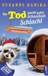 Der Tod macht keine Schneeballschlacht (eBook, ePUB)