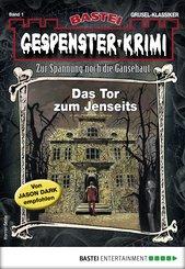 Gespenster-Krimi 1 - Horror-Serie (eBook, ePUB)