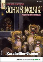 John Sinclair Sonder-Edition 95 - Horror-Serie (eBook, ePUB)