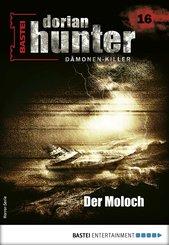 Dorian Hunter 16 - Horror-Serie (eBook, ePUB)