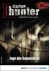 Dorian Hunter 23 - Horror-Serie (eBook, ePUB)