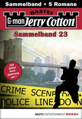 Jerry Cotton Sammelband 23 - Krimi-Serie (eBook, ePUB)