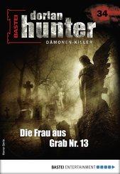 Dorian Hunter 34 - Horror-Serie (eBook, ePUB)