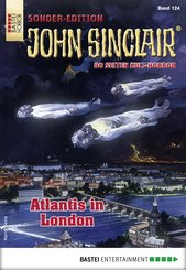 John Sinclair Sonder-Edition 124 - Horror-Serie (eBook, ePUB)