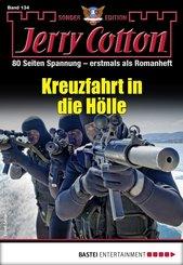 Jerry Cotton Sonder-Edition 134 - Krimi-Serie (eBook, ePUB)