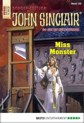John Sinclair Sonder-Edition 132 - Horror-Serie (eBook, ePUB)