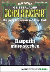 John Sinclair 2191 - Horror-Serie (eBook, ePUB)