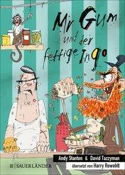Mr Gum und der fettige Ingo (eBook, ePUB)