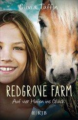 Redgrove Farm - Auf vier Hufen ins Glück (eBook, ePUB)