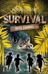 Survival - Unter Piranhas (eBook, ePUB)
