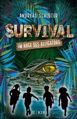 Survival - Im Auge des Alligators (eBook, ePUB)