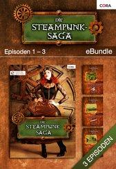 Die Steampunk-Saga - Episoden 1-3 (eBook, ePUB)