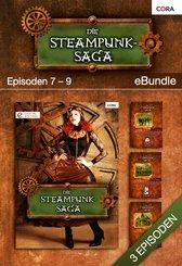 Die Steampunk-Saga - Episoden 7-9 (eBook, ePUB)