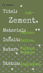 ich-Zement. (eBook, ePUB)