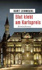 Blut klebt am Karlspreis (eBook, ePUB)