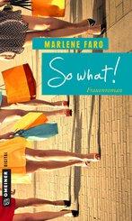 So what! (eBook, ePUB)