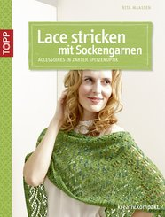 Lace stricken mit Sockengarnen (eBook, PDF)