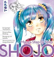 Manga Step by Step Shojo (eBook, PDF)