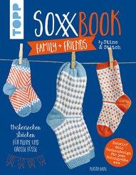 SoxxBook family + friends by Stine & Stitch (eBook, PDF)