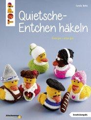 Quietsche-Entchen häkeln (eBook, PDF)
