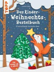 Das Kinder-Weihnachtsbastelbuch (eBook, PDF)