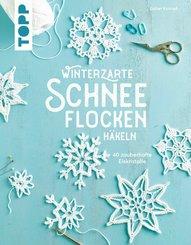 Winterzarte Schneeflocken häkeln (eBook, PDF)