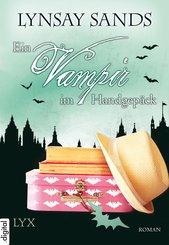 Ein Vampir im Handgepäck (eBook, ePUB)