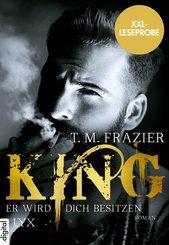 XXL-Leseprobe: King - Er wird dich besitzen (eBook, ePUB)