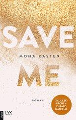 XXL-Leseprobe: Save Me (eBook, ePUB)
