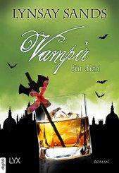 Vampir für dich (eBook, ePUB)