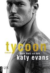 Tycoon - Dein Herz so nah (eBook, ePUB)