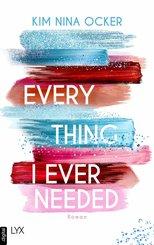 Everything I Ever Needed (eBook, ePUB)